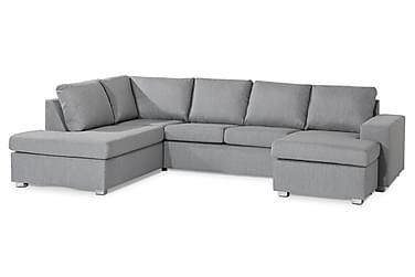 Boss U-soffa med Divan Höger
