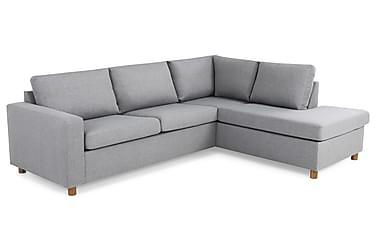 Crazy 2,5-sits Soffa med Schäslong Höger