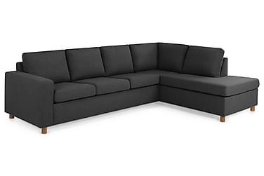 Crazy 3-sits Soffa med Schäslong Höger