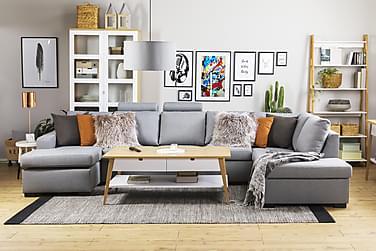 Crazy U-soffa XL Divan Höger