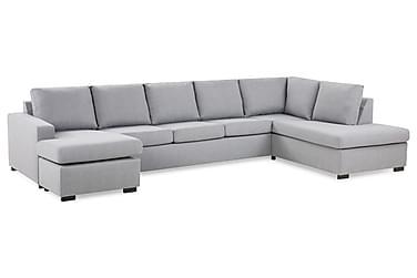 Crazy U-soffa XL Divan Vänster