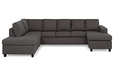Crazy U-soffa XXL Divan Höger
