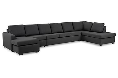 Crazy U-soffa XXL Divan Vänster