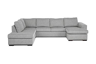 Link U-soffa Large med Divan Höger