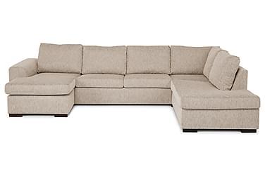 Link U-soffa Large med Divan Vänster