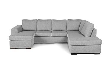 Link U-soffa med Divan Vänster