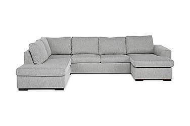Link U-soffa XL med Divan Höger