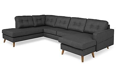Monroe U-soffa med Divan Höger