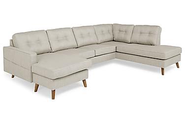 Monroe U-soffa med Divan Vänster