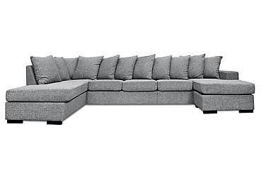 Nebraska U-soffa Large Vänster Kuvertkuddar