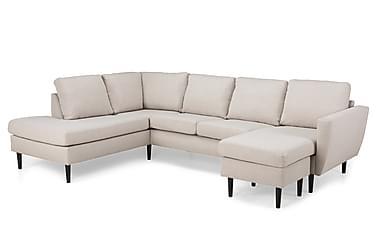 Nordic U-soffa med Divan Höger