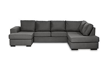 Ocean U-soffa Large med Divan Vänster
