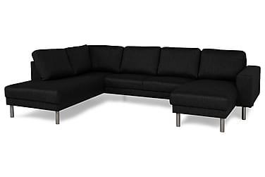 Runsala U-soffa med Divan Höger