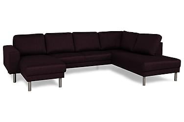 Runsala U-soffa med Divan Vänster