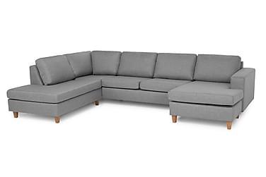 Scandic U-soffa med Divan Höger