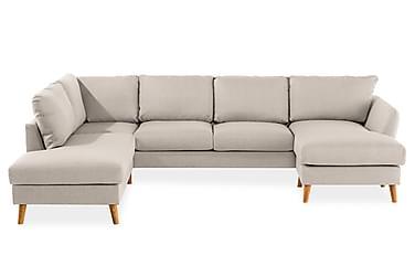 Trend U-soffa med Divan Höger
