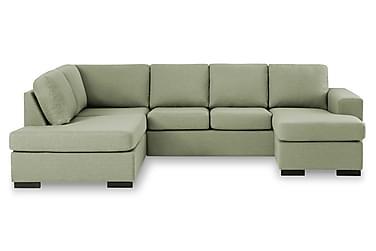 Webster U-soffa Large med Divan Höger