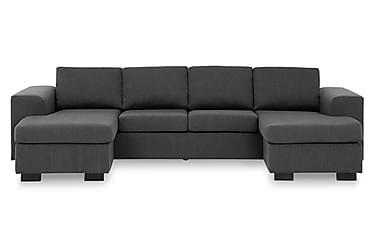 Webster U-soffa med Dubbeldivan