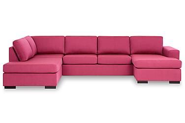Webster U-soffa XL med Divan Höger