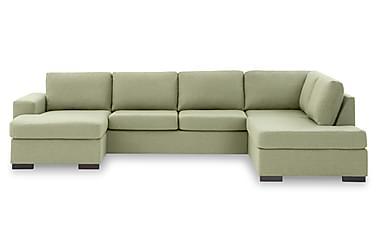 Webster U-soffa XL med Divan Vänster