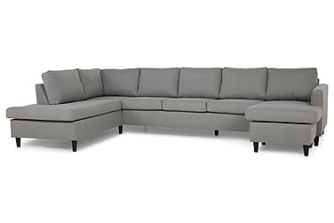 Zero U-soffa Large med Divan Höger