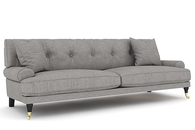 Andrew 3-sits Soffa - Ljusgrå - Möbler - Soffor - Howardsoffor