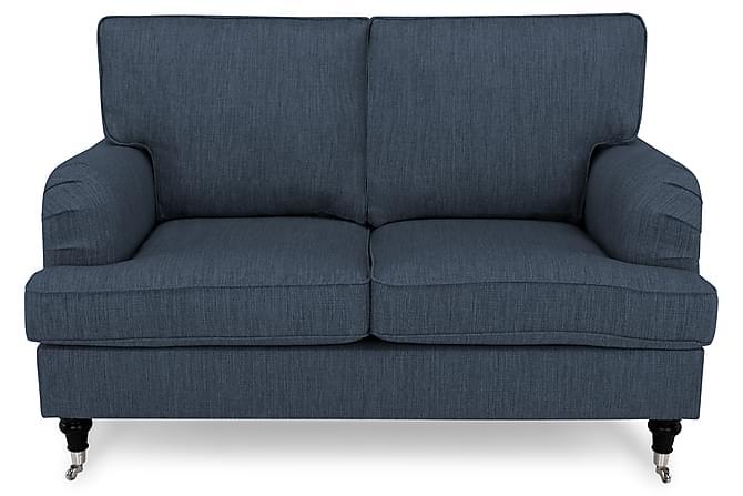 Howard Classic 2-sits Soffa - Mörkblå - Möbler - Soffor - Howardsoffor