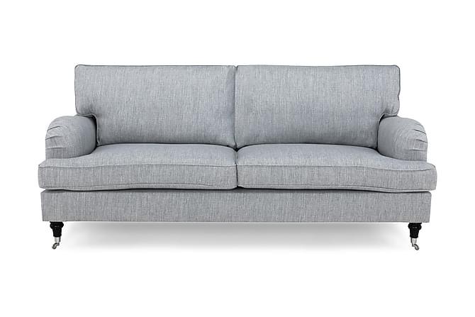 Howard Classic 3,5-sits Soffa - Grå - Möbler - Soffor - Howardsoffor