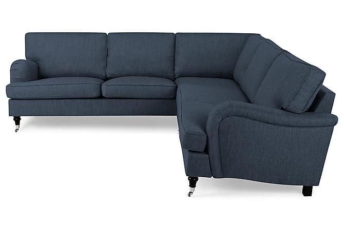 Howard Classic Hörnsoffa - Mörkblå - Möbler - Soffor - Howardsoffor