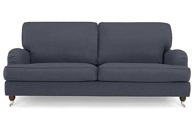 Howard Lyx 3-sits Soffa - Blå - Möbler - Soffor - Howardsoffor
