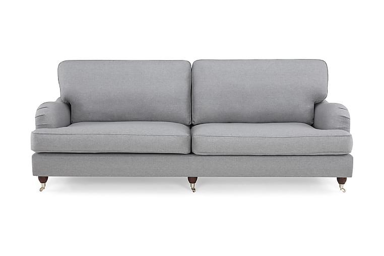 Howard Lyx 4-sits Soffa - Ljusgrå - Möbler - Soffor - Howardsoffor