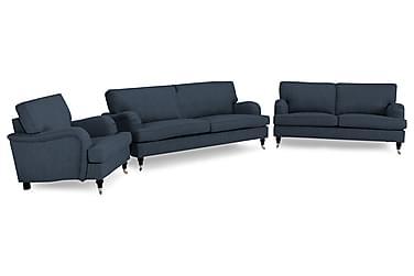 Howard Classic Soffgrupp 3,5-sits+3-sits+Fåtölj