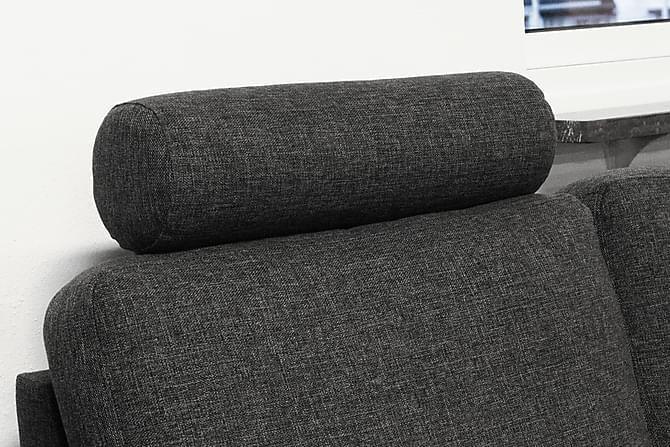 Nackstöd - Mörkgrå - Möbler - Soffor - Sofftillbehör