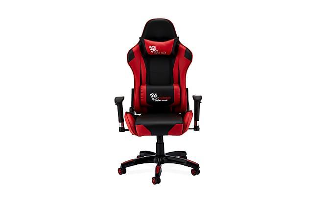 Pro Gamingstol Konstläder - Röd - Möbler - Stolar - Kontorsstol & skrivbordsstolar