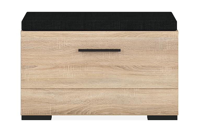 Trebons Sittbänk med förvaring - Trä/Natur - Heminredning - Småmöbler - Sittbänk