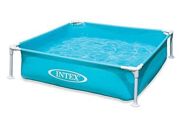 Intex Pool Mini Frame 122x122x30 cm