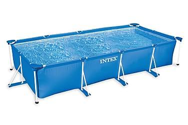 Intex Pool Rectangular Frame 220x150x60 cm