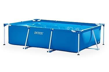 Intex Pool Rectangular Frame 300x200x75 cm