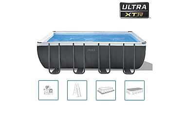 Intex Pool Ultra XTR Frame Rektangulär 270x550 cm