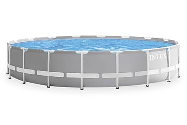 Intex Prism Frame Pool Rund 549x122 cm