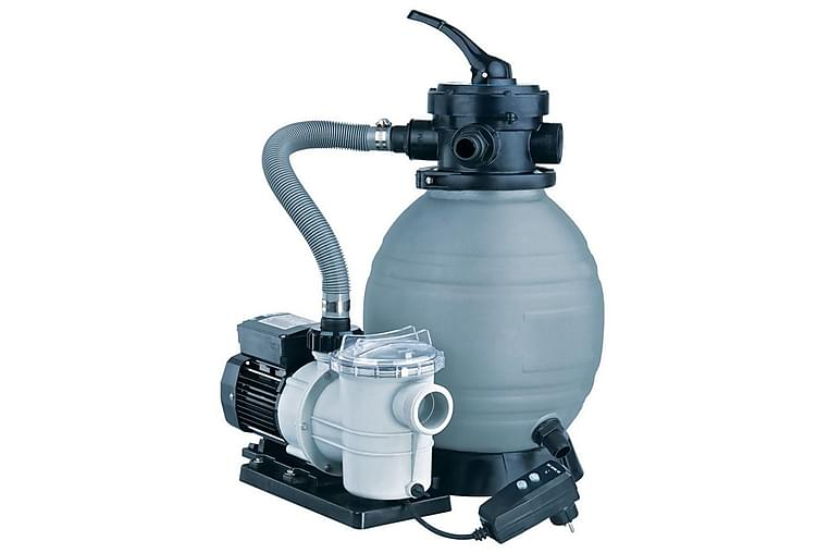 Ubbink Poolfilterset 300 med pump TP 25 - Blå - Pool & spa - Poolrengöring - Cirkulationspump & poolpump