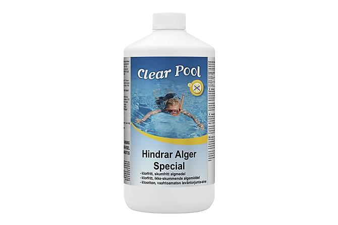 Hindrar Alger Special - 1 l - Pool & spa - Poolrengöring - Poolkemi & klortabletter