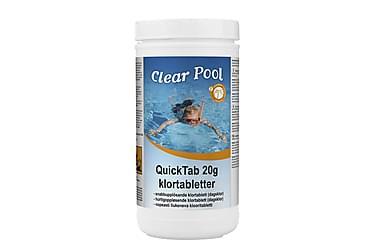 QuickTab 20 g Klortabletter
