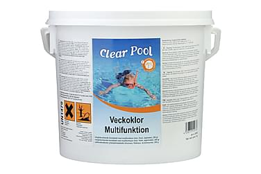 Veckoklor Multifunktion 200g Tabletter