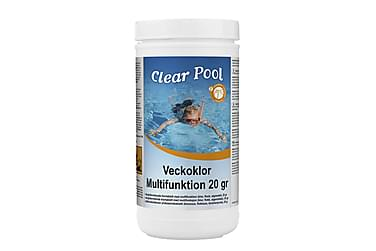 Veckoklor Multifunktion 20g tabletter