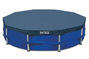 Intex Poolöverdrag Runt 366 cm