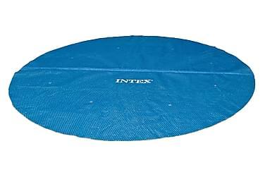 Intex Poolöverdrag Solenergi Runt 305 cm