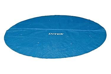 Intex Poolöverdrag Solenergi Runt 366 cm