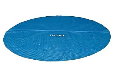 Intex Poolöverdrag Solenergi Runt 549 cm