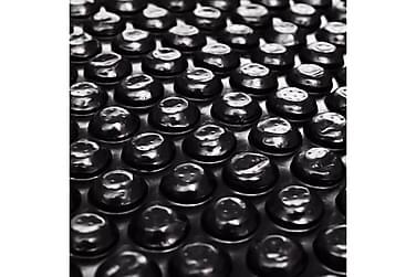 Poolfilm flytande svart 6x4m